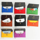 Colors of Business card case