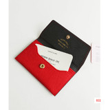 Red - Business card case