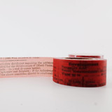 Universal Condition Coral vintage lettering masking tape