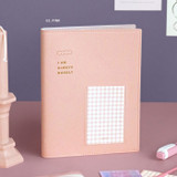Pink - ICONIC Bubbly dateless weekly diary planner