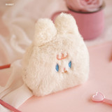 Rabbit - Second Mansion Jucy and Paul cute mongle zipper pouch