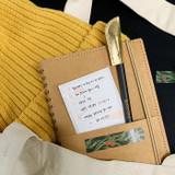Usage example - SOSOMOONGOO Sojak5 Happy hobby memo checklist notepad
