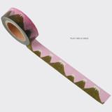 Play like a child - SOSOMOONGOO Sojak5 Happy hobby masking tape