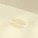 Aurora shell - PAPERIAN From the sea letter paper and envelope set