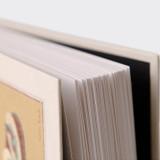 100 pages - SOSOMOONGOO Sojak5 Happy hobby spiral blank sketch book