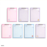 BT21 Dream baby A4 size clipboard holder with notepad set