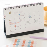 Byfulldesign Circle and Ring deco sticker sheet set ver2