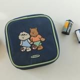 Dailylike With My Buddy small zipper pouch
