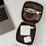 Dailylike Jelly bear small zipper pouch