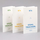 PAPERIAN Challenge monthly goal planning tracker notebook