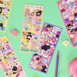 Second Mansion Enfants removable sticker seal 01-09