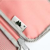 Detail of Mungunyang zip around pencil case pouch