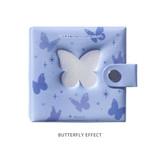 Butterfly effect - Instax mini 3 ring slip in pocket photo album