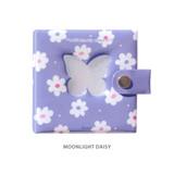 Moonlight daisy - Instax mini 3 ring slip in pocket photo album