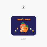 04. Carrot - Second Mansion Jucy and Paul desk mouse pad