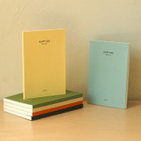 Dash And Dot Slow life lined grid blank notebook