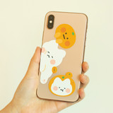 Usage example - Anyang kitty daily life removable waterproof sticker