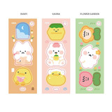 Composition of Anyang kitty daily life removable waterproof sticker