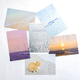 Meri Film Muuido travel postcard set