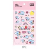 Koya - BT21 Little Buddy baby clear sticker