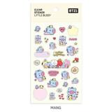 Mang - BT21 Little Buddy baby clear sticker