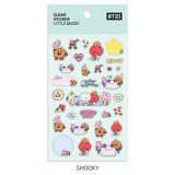 SHOOKY - BT21 Little Buddy baby clear sticker