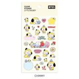 Chimmy - BT21 Little Buddy baby clear sticker