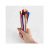 Rainbow Vivid Color 0.38mm Gel Pen Set