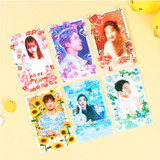 Usage example - Wanna This Color Bubble Holographic Paper Sticker