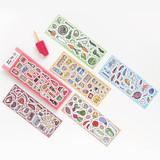 Jam studio Jam Shop Fresh Paper Sticker 7-12