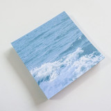 Meri Film Refreshing Ocean Waves Memo Writing Notepad