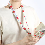 Usage example - BT21 Little Buddy Baby Neck Strap