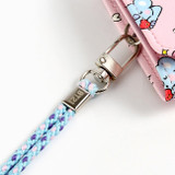 Comes with a strap - BT21 Little Buddy Baby Wallet with Neck Strap