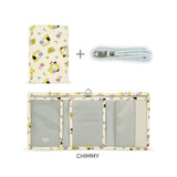 CHIMMY - BT21 Little Buddy Baby Wallet with Neck Strap