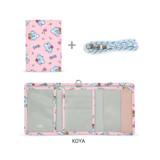 KOYA - BT21 Little Buddy Baby Wallet with Neck Strap