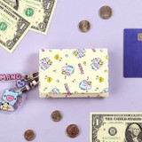 BT21 Little Buddy Baby Wallet with Neck Strap