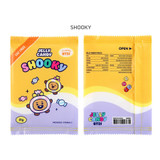 SHOOKY - BT21 Jelly Candy Baby Snack Package Large Zipper Pouch