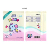 MANG - BT21 Jelly Candy Baby Snack Package Large Zipper Pouch
