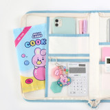 Usage example - BT21 Jelly Candy Baby Snack Package Large Zipper Pouch