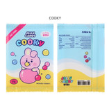 COOKY - BT21 Jelly Candy Baby Snack Package Large Zipper Pouch
