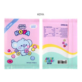 KOYA - BT21 Jelly Candy Baby Snack Package Large Zipper Pouch