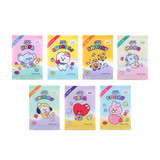 BT21 Jelly Candy Baby Snack Package Large Zipper Pouch