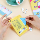 Usage example - BT21 Jelly Candy Baby Snack Package Small Zipper Pouch