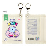 MANG - BT21 Jelly Candy Baby Snack Package Small Zipper Pouch