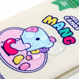 Water resistant - BT21 Jelly Candy Baby Snack Package Small Zipper Pouch