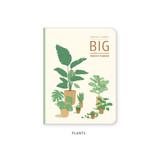 Plants - Ardium 2022 Big dated monthly planner scheduler
