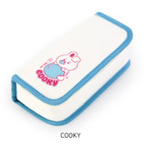 COOKY - BT21 Jelly Candy Baby Cotton Zipper Pencil Case Pouch