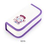KOYA - BT21 Jelly Candy Baby Cotton Zipper Pencil Case Pouch