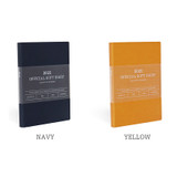 Color - Indigo 2022 Official soft dated weekly diary planner