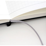 Ribbon bookmark - Indigo 2022 Official soft dated weekly diary planner